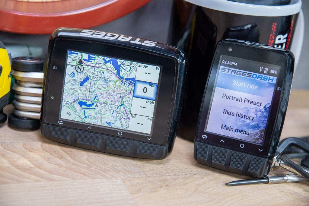 Stages Dash L50 & M50 GPS Bike Computer In-Depth Review