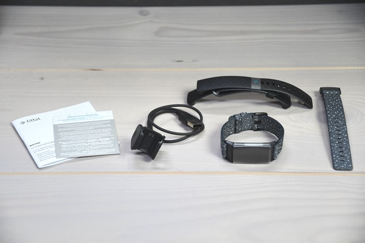 Fitbit-Charge4-Unboxed-Parts