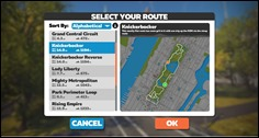 Routes-NYC
