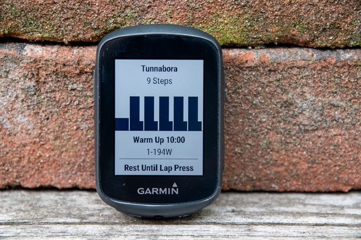 Garmin-Edge130Plus-OPenWorkOutDetail