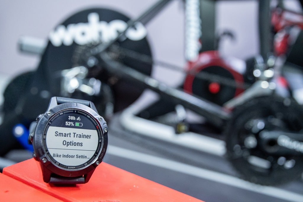 Garmin Shows Off Smart Trainer Integration on Fenix 6 & Forerunner 945 - RapidAPI