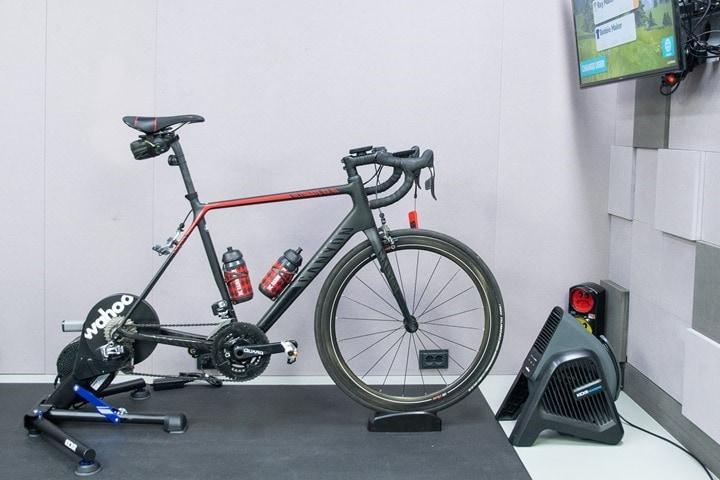 Wahoo-KICKR-V5-2020-Bike-Mounted