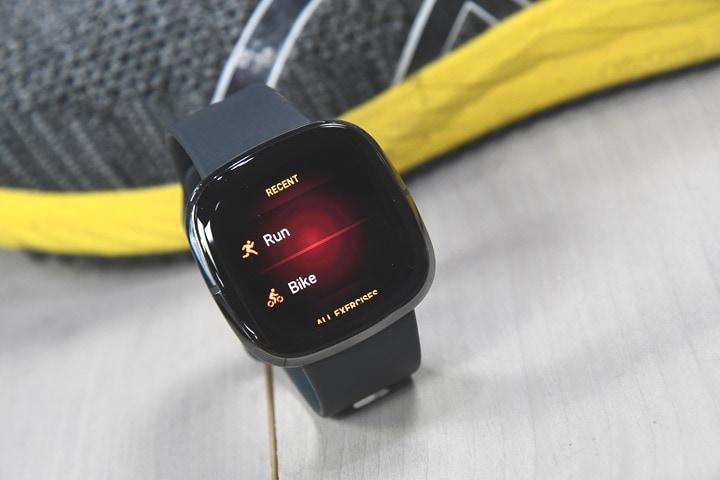 Fitbit-Sense-Sport-modes