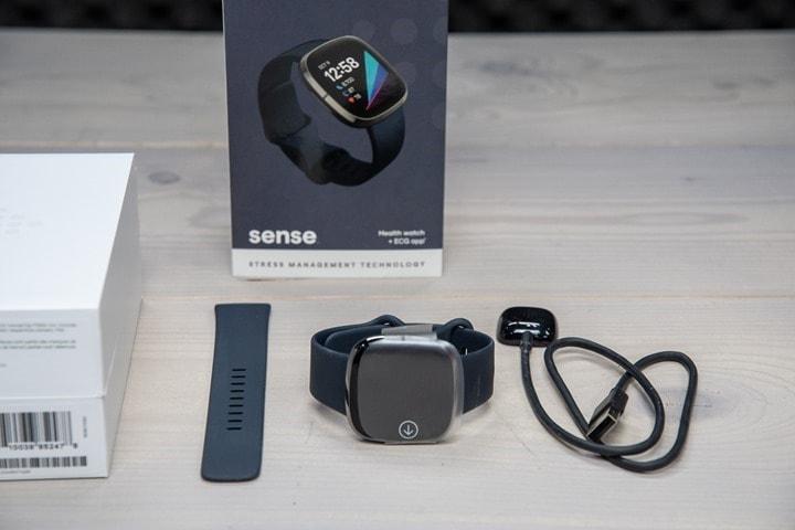 Fitbit-Sense-Watch-Unboxed