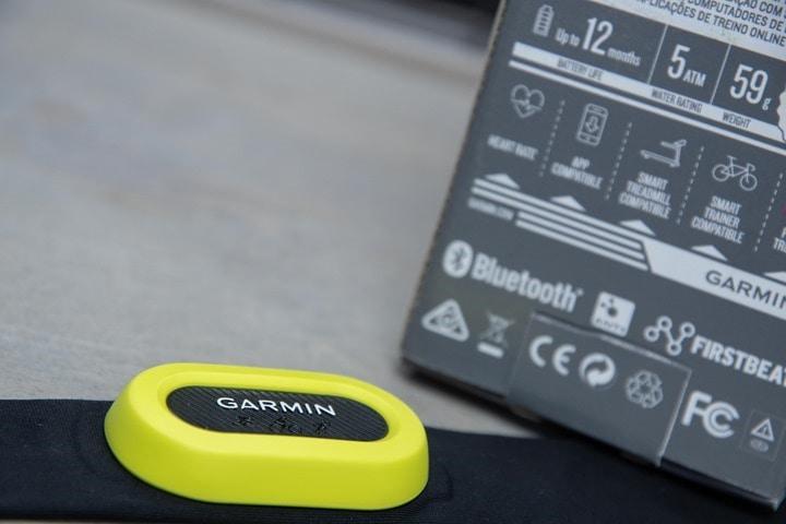 Garmin-HRM-PRO-Basics