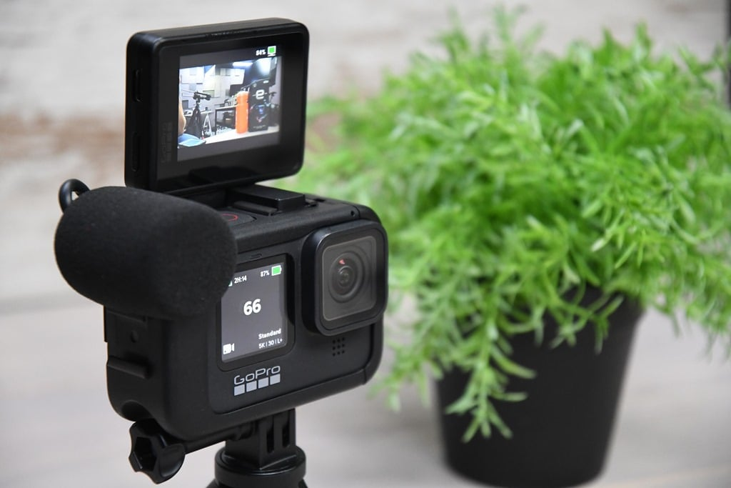 Gopro Display Mod Accessory In Depth Review Hero 8 Hero 9 Compatible Dc Rainmaker