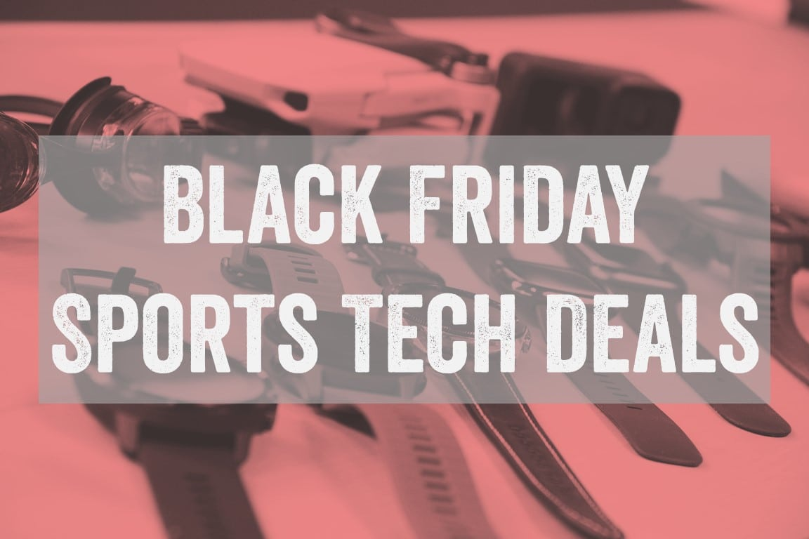 Massive Black Friday Sports Tech Deals Guide! – DC Rainmaker
