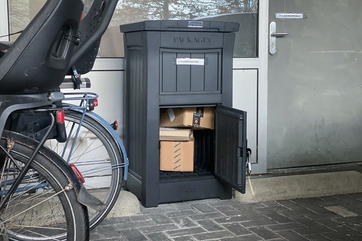 Smart-Package-Delivery-Box