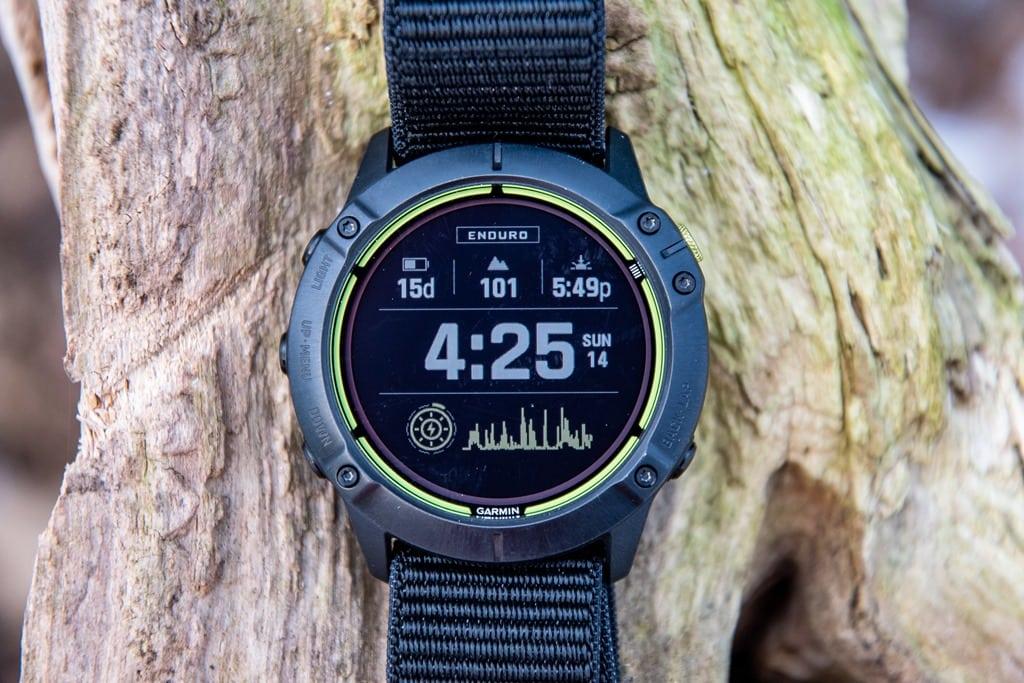 Garmin Enduro GPS Watch In-Depth Review – DC Rainmaker