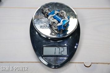 SRM-X-Power-Weight