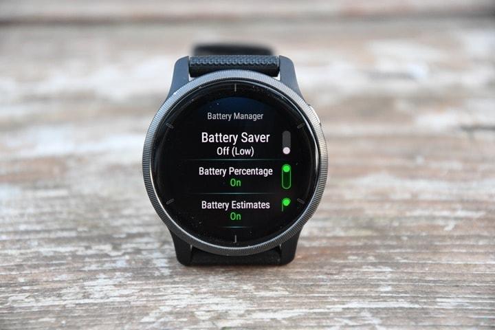 Garmin-Venu2-Battery-manager