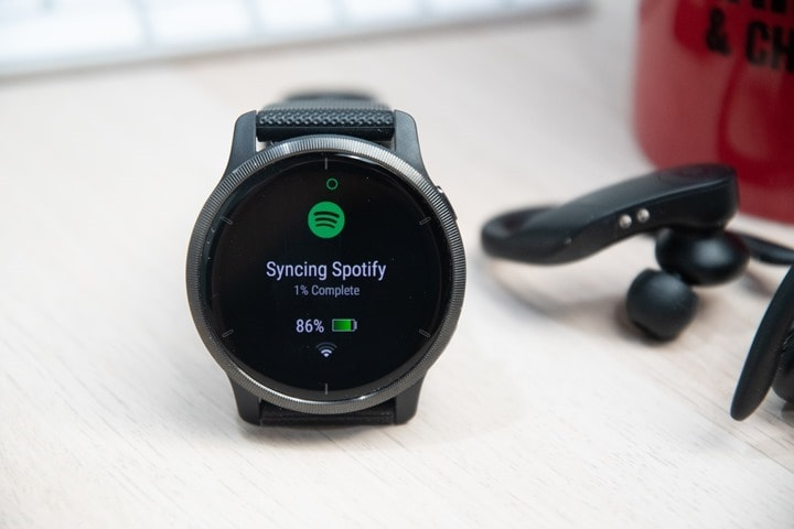 Garmin-Venu2-Spotify-Sync