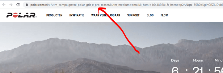 In case you can't visually see this, it says polar_grit_x_pro_teaser