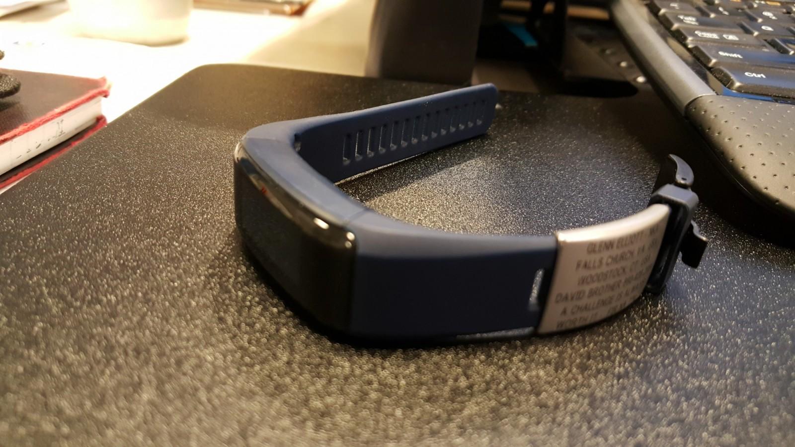 First look at the new Garmin Vivosmart HR with optical