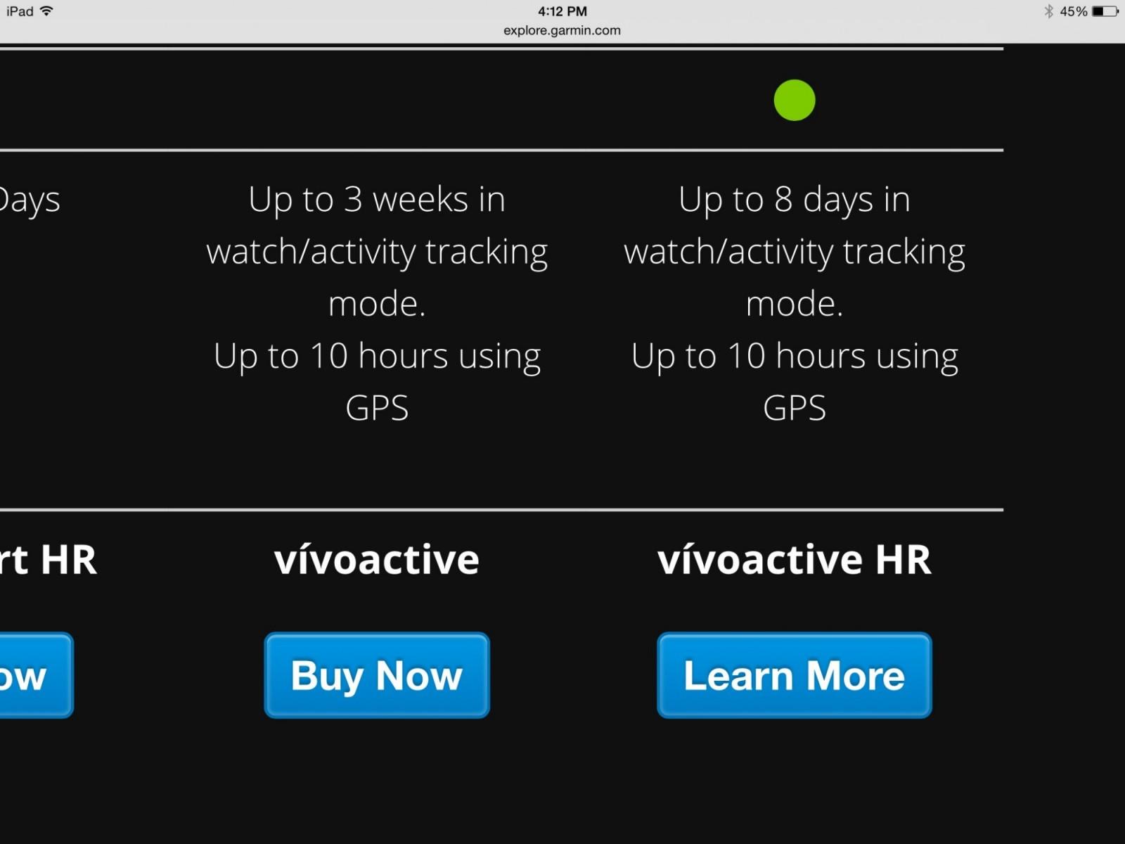 Garmin announces Vivoactive HR & Vivofit 3 | DC Rainmaker