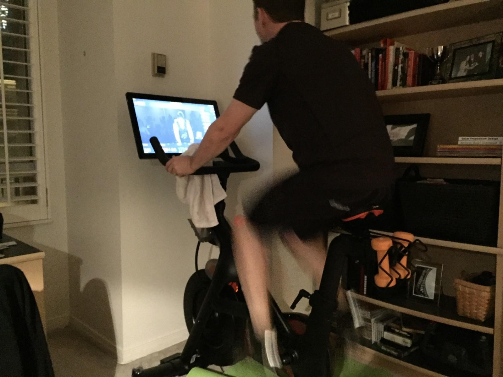 13219ed1b5f Have you got your Peloton now  Every time friends come over I march them  right into my office and show it off. Best. Purchase. Ever.