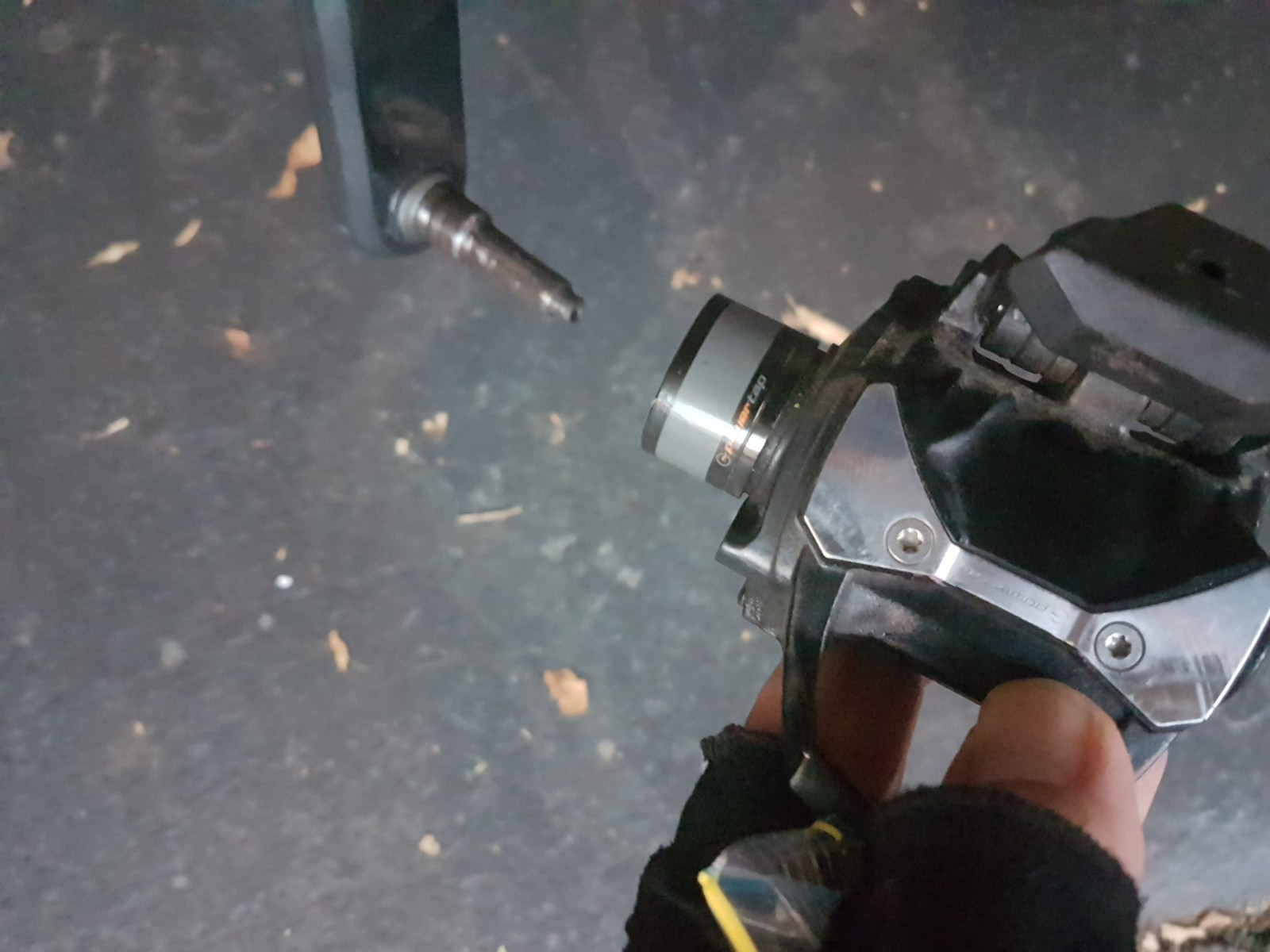 8b63473dd I have 2 Quarq crank power meters and I have the powertap PS1 pedals. The  Quarq product is superior to the powertap. After 500lm of use the PS1 pedal  ...